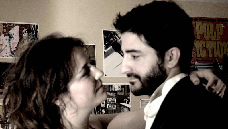 Los actores leoneses Mayte Castillo y Nacho Garbe buscan financiación en Internet para un montaje teatral.