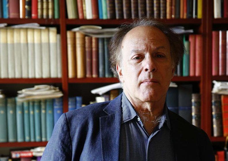 El escritor Javier Marías vuelve a las quinielas del Nobel. J.P, GANDUL