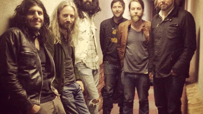 Los ahijados de The Black Crowes, en León