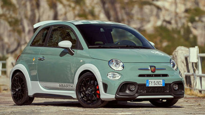 Abarth 695.  La 'picadura'  del Escorpión