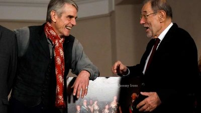 Jeremy Irons se queda con Goya