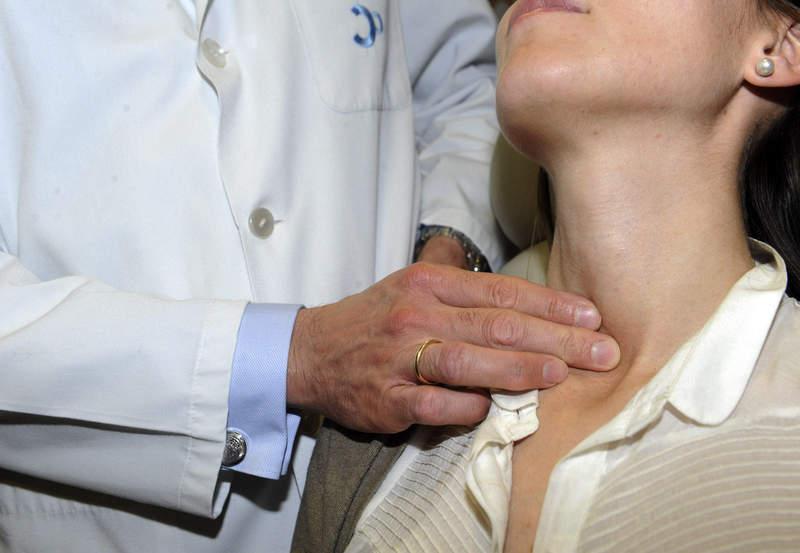 tratamiento natural para nodulos tiroideos