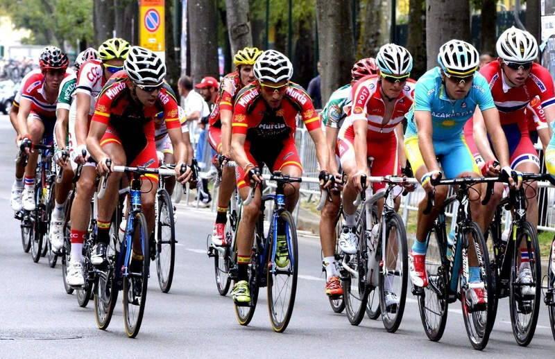 atesorar como una mercancía rara zapatos genuinos selección especial de España preparará en Valdeorras el Mundial de Ciclismo de ...