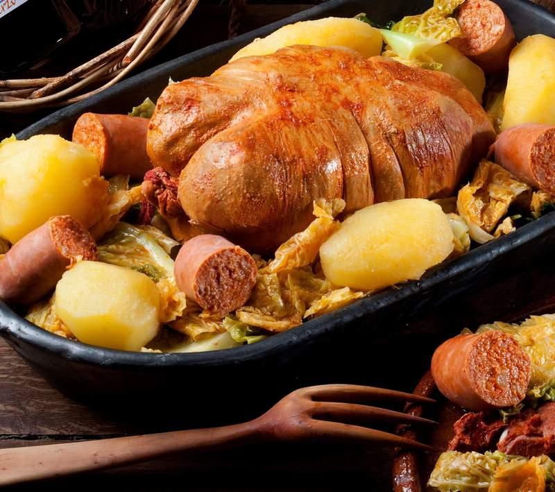 Qué platos típicos comer en León