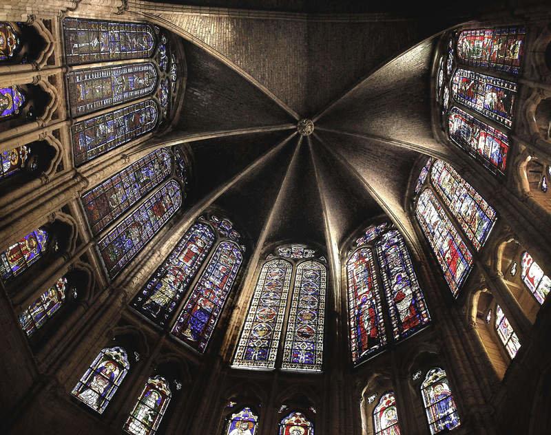 Resultado de imagen de vidrieras catedral de león