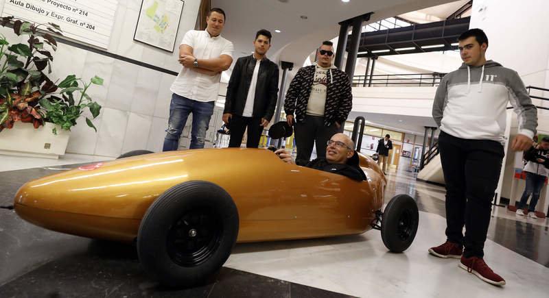 el coche que nació del cruce de talentos entre universidad y fp