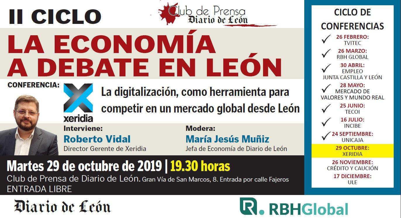 economía a debate en León